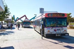 Existing Omnitrans Transit Center