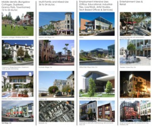 Residential/Mixed-Use Building Types
