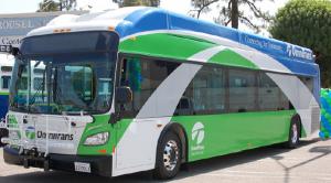 Omnitrans 40-foot Vehicles