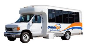 OmniGo Cutaway Vehicle
