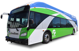 Fixed Route Bus